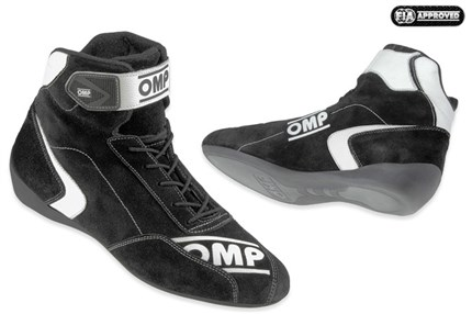 Botines racing FIRST-S OMP.