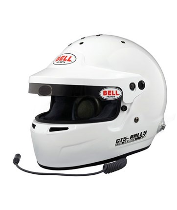 CASCO BELL GT5 HANS RALLY