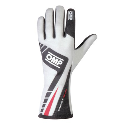 Guantes racing FIRST EVO OMP.
